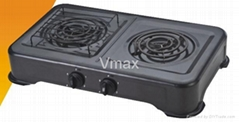 South American Market Electric Stoves