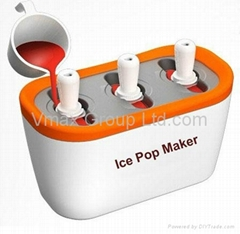 Quick Ice Pop Maker