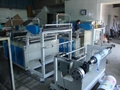 Full automatic crosscutting machine