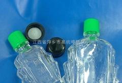 风油精玻璃瓶 指甲油瓶 精油瓶 香水玻璃瓶 瓶盖
