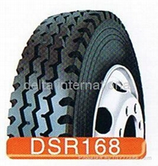 china bus tire TBR double star