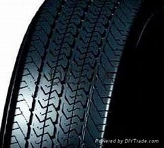 Double star PCR tire /TBR tyre