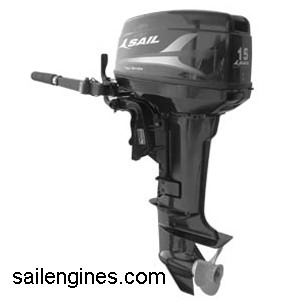 Sail Outboards Sail Outboard Motors 9.9hp to 40hp 2 & 4 Stroke Outboards