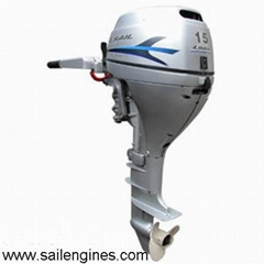 Sail Outboard Motors 9.9hp to 40hp 2 & 4 Stroke