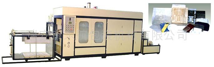 DH50-68/120电脑型高速真空吸塑成型机 1