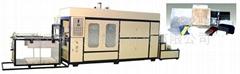 DH50-68/120电脑型高速真空吸塑成型机