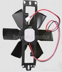 DC brushless motor blower