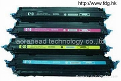 Color toner cartridge for HP printer (HP 9720A/9721A/9722A/9723A)