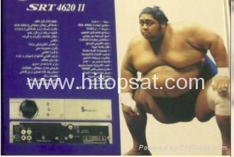 4620II Satellite Receiver  1