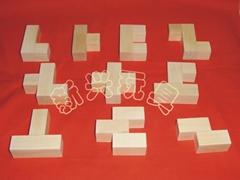 building blocks processing