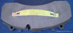 heavy vehicle brake pad