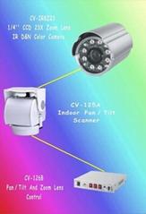 Indoor Pan/Tilt Scanner