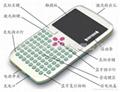 供应低成本2.4G无线键盘鼠标方案 2