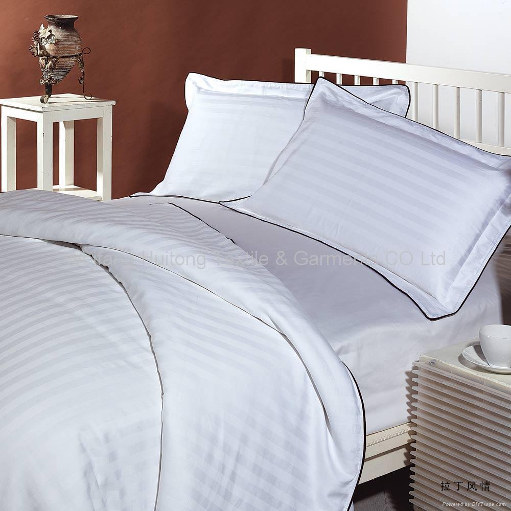 Hotel Bed Linen 86495 Huitong China Manufacturer