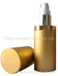 Aluminum Lotion Bottle LP51 1