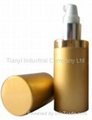 Aluminum Lotion Bottle LP51