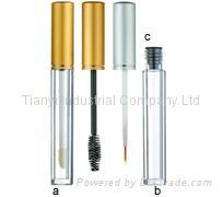 Lipgloss/Mascara/Eyeliner Tube MB11
