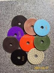 Flexible Polishing pads, polishing discs