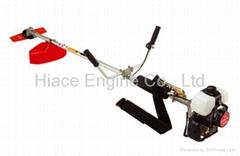TD-40 Hard-tube Brush Cutter (Shoulder