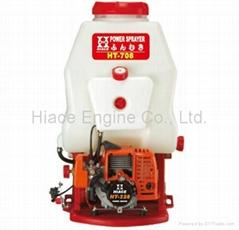 HT-708 Knapsack Power Sprayer