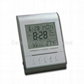 Jumbo Display LCD Calendar Weather Station Clock
