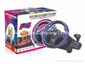 PS3, PS2, PC USB steering wheel
