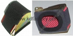 Triangle Air Filter for GY6