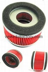 Circular Air Filter For GY6 Moto