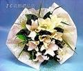 白合 / 玫瑰花束