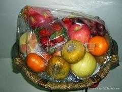 水果食品籃