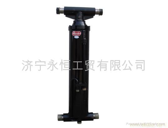 Dump truck hydraulic cylinder 1
