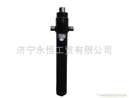 Dump truck hydraulic cylinder 2