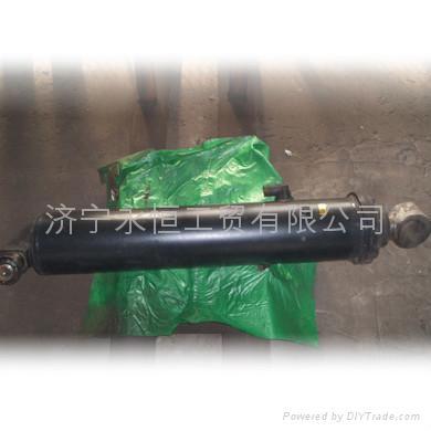 Dump truck hydraulic cylinder 3