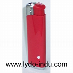 Lighter with LED