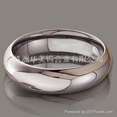 戒指、钨钢戒指