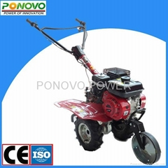 gasoline power tiller