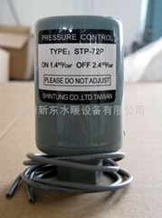 Pump pressure control(STP-72P)