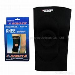 供橡膠護膝運動護具