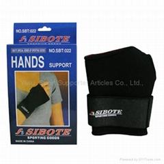 供橡膠護腕運動護具