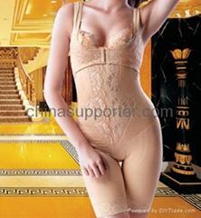 Slimming shaper Slimming bodysuit body shaper Slimming Pants(Siamese Shaper)