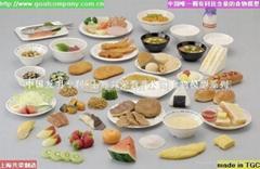 上海共荣营养指导食物模型