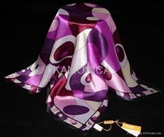 Negative Ion silk scarf