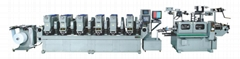 Rotary Label Printing Machine - ART LINE 300