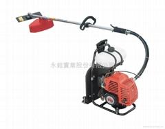 永銡/川島牌YCM-430-TB43背負式軟管割灌機