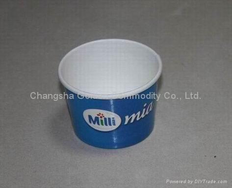 Cold / ice cream taste small cup 3.5oz 1