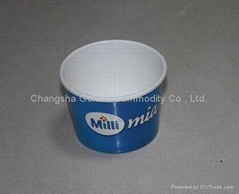 Cold / ice cream taste small cup 3.5oz