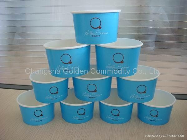 Cold / ice cream taste small cup 3.5oz 2
