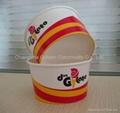 Cold / ice cream taste small cup 3.5oz 3