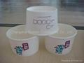 Cold / ice cream taste small cup 3.5oz 4