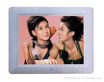 8 inch Digital photo frame 3